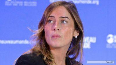 Ministra italiana llega a Argentina para explicar la reforma antes de la votación