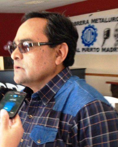 Painem�n asumi� como nuevo Secretario General de UOM en Puerto Madryn y Trelew
