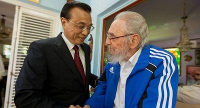 Primer Ministro Chino culmina visita oficial en Cuba