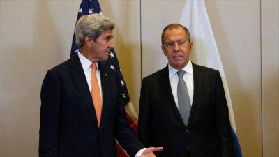 Rusia denuncia: EEUU y sus aliados no atacan al Frente Al-Nusra