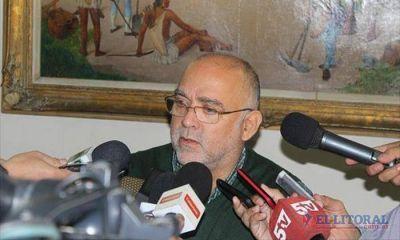 """""""La re-re es un mito"""", insistió Vignolo y pidió a la oposición tratar la reforma"""
