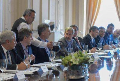 Macri convoc� a intendentes pampeanos