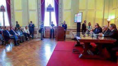 Nuevo Hospital Iturraspe: Naci�n subsidia el 70 % de la �ltima etapa