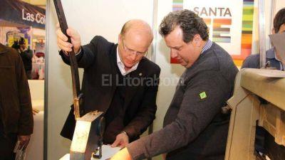 La provincia acompañó a emprendedores santafesinos durante la Fecol 2016