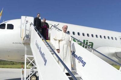 El Cáucaso se prepara para recibir por segunda vez al papa Francisco