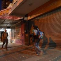D�a del Comerciante: aseguran que el 99 % de los locales permanecieron cerrados en San Luis