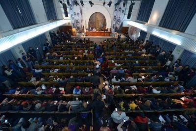 Jornada de Reflexión de Movimientos Populares en Argentina