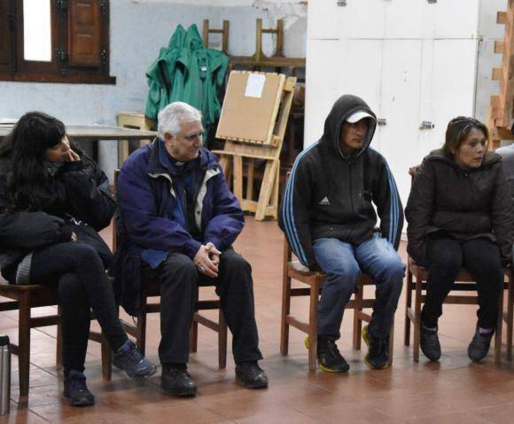 Monseñor Lozano: hoy estará en el Seminario