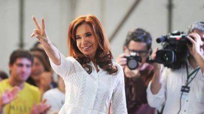 Cristina viaja el jueves a Ecuador y se re�ne con Correa