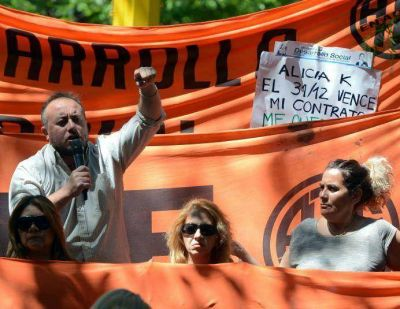 Mendoza: se suman Ampros, SUTE y docentes privados