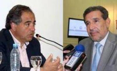 Julio Martínez y Beder Herrera parecen lanzados en campaña