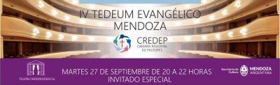 Hoy se celebra el IV Tedeum en la Provincia de Mendoza