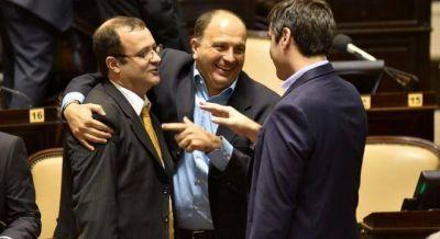 Vidal prioriz� el acuerdo con Massa y ma�ana tendr� la adhesi�n al blanqueo