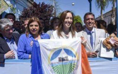 Vidal en Carmen de Areco: