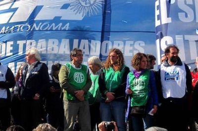 Día de paros nacionales y marchas: docentes, estatales y médicos reclaman reabrir paritarias