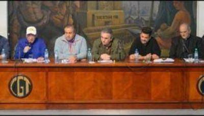 Juan Grabois: �Gracias a la CGT el protagonismo lo tienen los pobres�