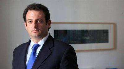 """José Urtubey: """"Creo aportar mi granito de arena desde el sector productivo"""""""