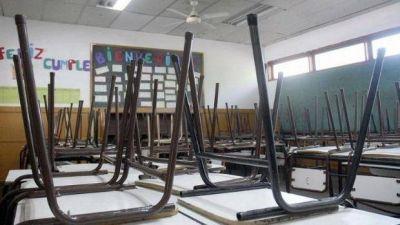 Fuerte acatamiento al paro docente en Salta
