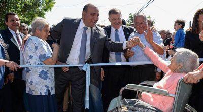 Emprenden obras de urbanización en los barrios de Lastenia