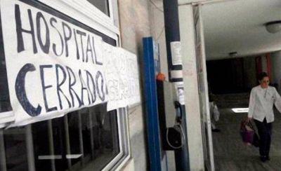 HOY: Paro docente, de estatales y de hospitales