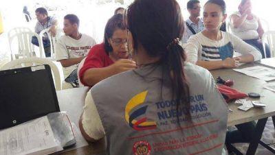 Colombia vive su primer día después de paz con las FARC-EP