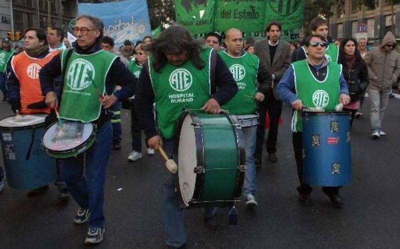 ATE se moviliza a Viedma por el paro nacional