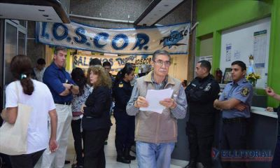 Contin�a la huelga en el Ioscor y se sumar�n ollas populares