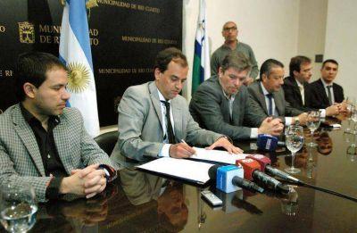 Río Cuarto adhirió a la ley provincial de seguridad eléctrica