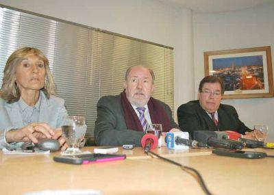 Carlos Verna encabez� la entrega de cr�ditos del Ministerio de Desarrollo Territorial