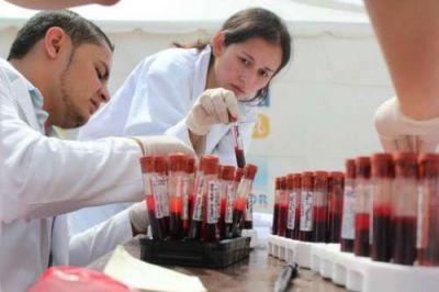 Por mes, se detectan 40 casos nuevos de HIV en Salta