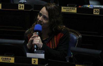 Diputados aprob� pensiones para los hijos de v�ctimas de femicidio