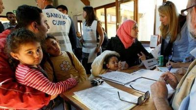 Siria e Irak; el compromiso humanitario de la Iglesia