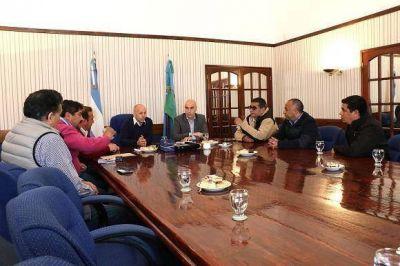 Asumieron las autoridades de la nueva Dirección Gremial