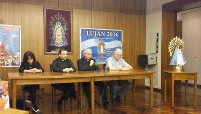 """El cardenal Poli invitó a la peregrinación a Luján: """"La Virgen los recibe a todos"""""""