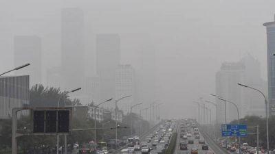 Para la OMS, el 92% de la poblaci�n mundial respira aire contaminado