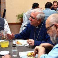 Monse�or Lozano comenz� a conocer la Iglesia local