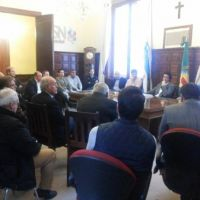 La Provincia trabaja en la adhesi�n a la ley Pyme nacional