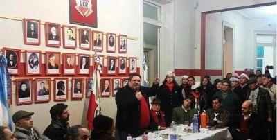 Ariel García, el candidato más firme en el debate previo a la interna radical