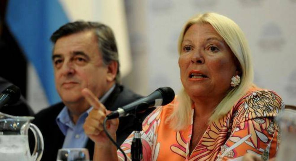 Quintana convenció a Carrió de no pedir prisión para los empresarios que suben precios