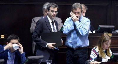 Con la ayuda de Massa, Vidal logr� adherir al blanqueo de capitales