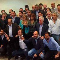 Reuni�n de intendentes y legisladores peronistas por el Presupuesto