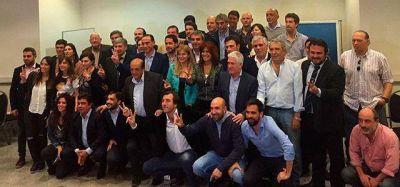 Reunión de intendentes y legisladores peronistas por el Presupuesto