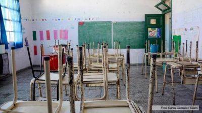 Paro de los docentes: entre amplio y dispar