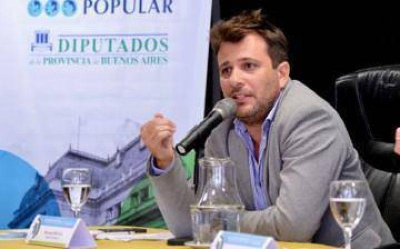 """Hernán Doval: """"Ferraresi quiere fundir la obra social de Municipales porque perdió un juicio"""""""