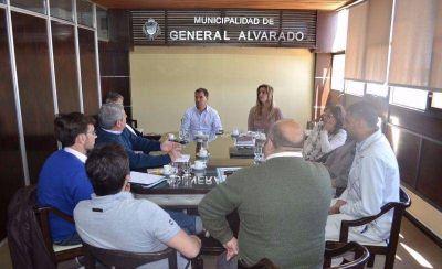 Di Cesare apuesta a los programas de tv para promocionar el turismo en Miramar