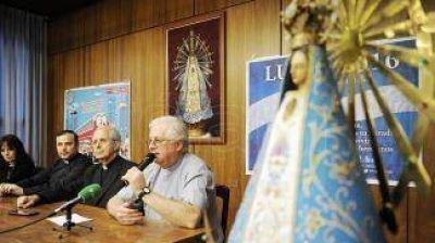 Unos cinco mil voluntarios asistirán a los fieles que peregrinen a Luján