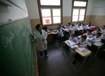 Las escuelas riojanas desarrollaron una normal jornada de trabajo