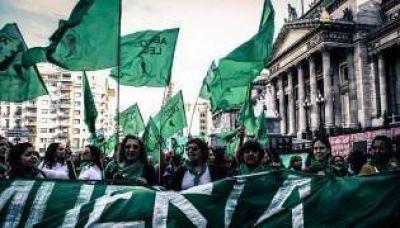 Marcha y charla por la despenalización del aborto