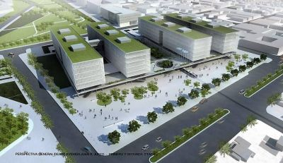 La Provincia revisa el proyecto de obras para la Ciudad Judicial
