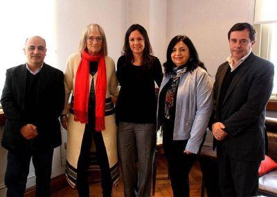 Reunión de ACIERA con la Ministra de Desarrollo Social